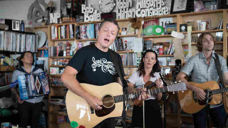 Jason Isbell: Tiny Desk Concert