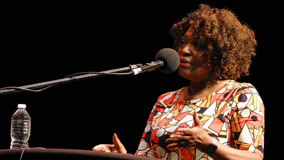 Rita Dove on Ask Me Another.