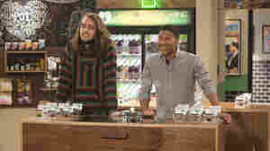 'Disjointed' Is Like Any Workplace Sitcom — With More Pot, Sex And Language
