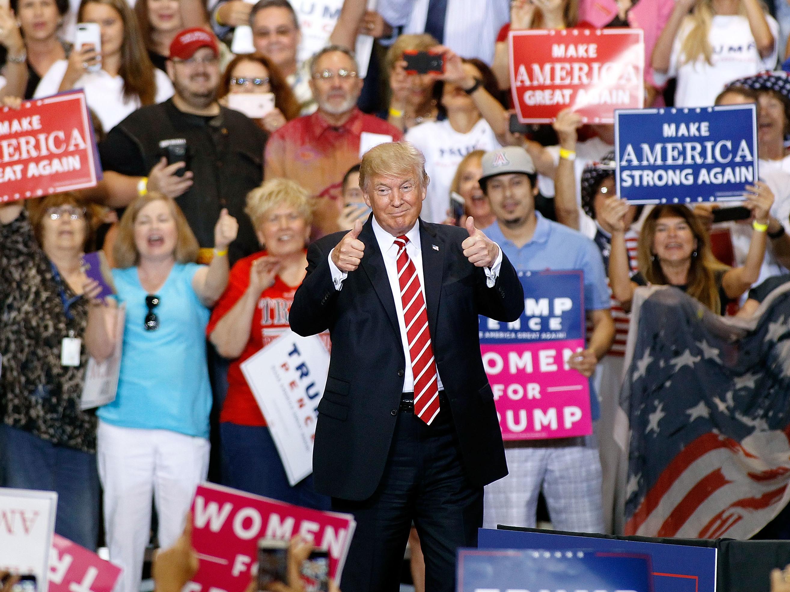 Donald Trump hammers Republicans over debt ceiling