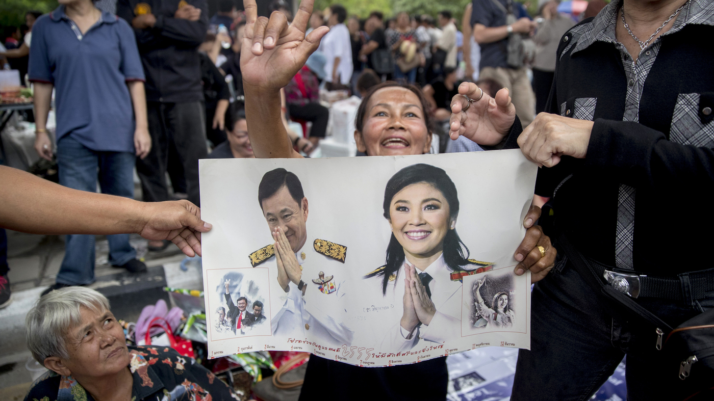 ac183f77bc5a Thai authorities are looking for former prime minister Yingluck Shinawatra