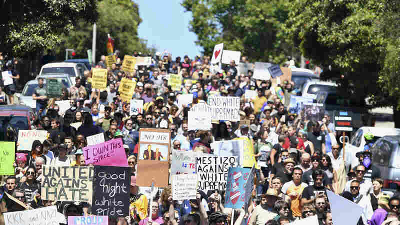 2 Far-Right Rallies In Bay Area Fizzle While Counterprotesters Rejoice
