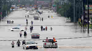 Texans Lend A Helping Hand As Floods Continue Across The State