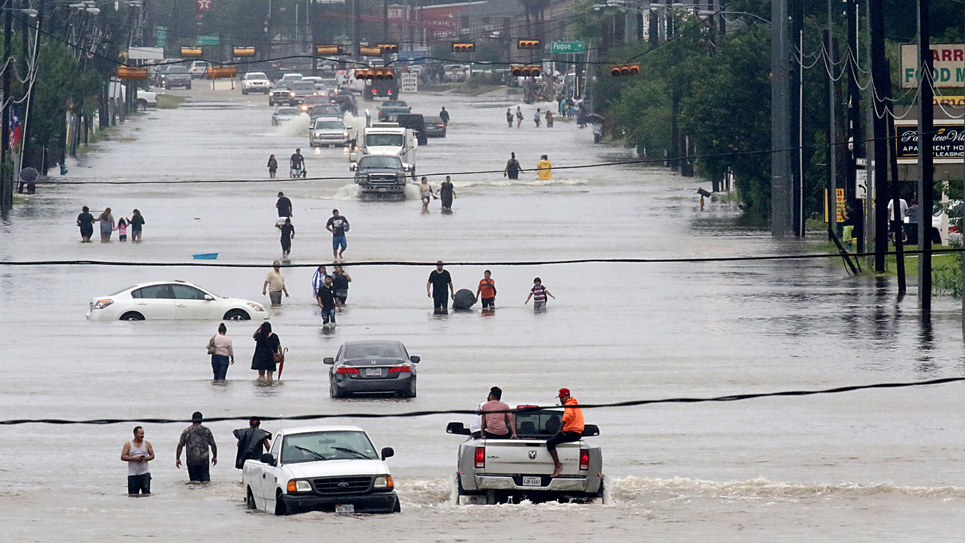 Thumbnail for Here's How You Can Help People Affected By Harvey