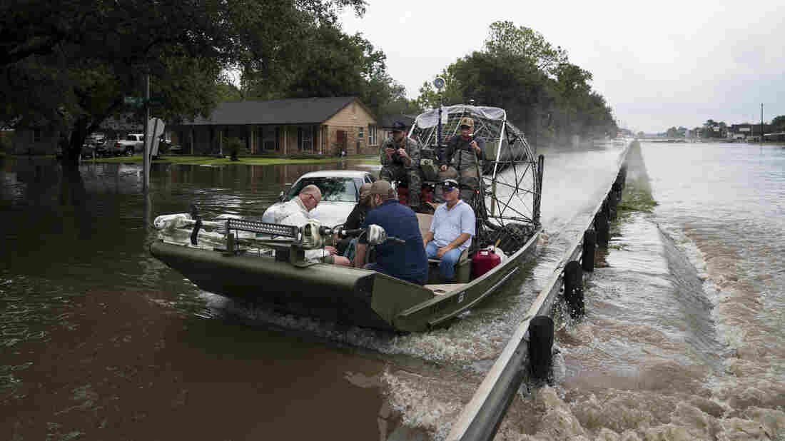 Harvey produces so much rain, NWS adds new colour to maps