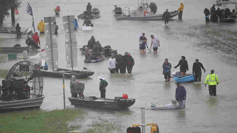 Economic Impact Of Harvey Could Be Felt Nationwide Before It's Over