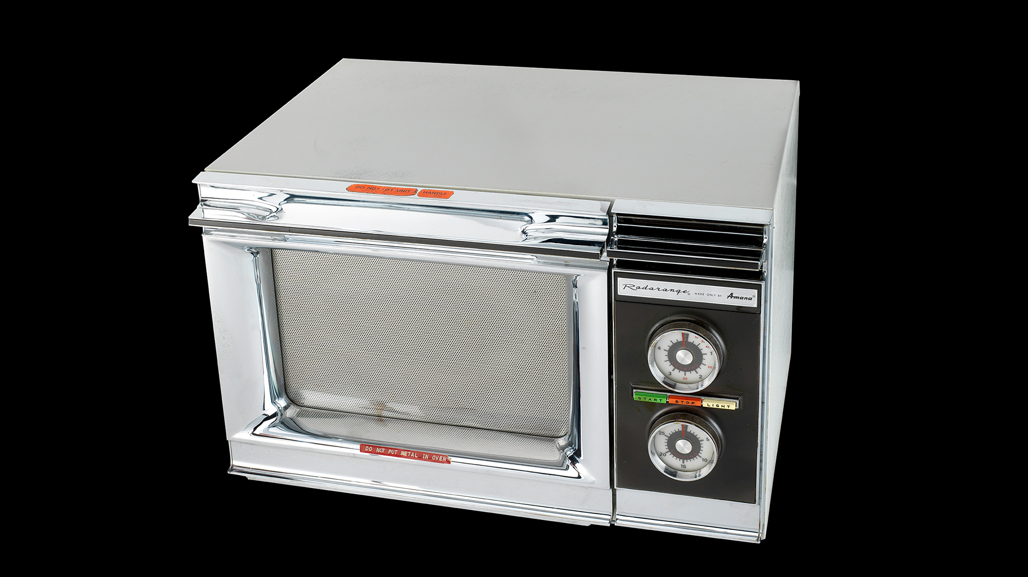 Your Microwave S 50th Anniversary Is
