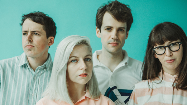 The new album from Alvvays, Antisocialites, is out Sep. 8.
