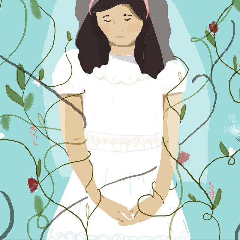 In Mexico 1 In 5 Girls Marries Before Age 18 : Goats and Soda : NPR
