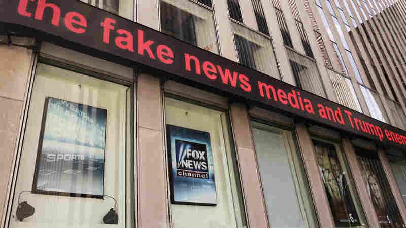 Fox News Goes Off The Air In Britain As U.K. Scrutinizes Company's Bid To Buy Sky