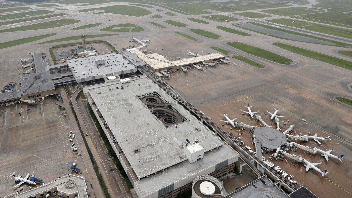 Houston Airports And Ports Begin Opening Npr