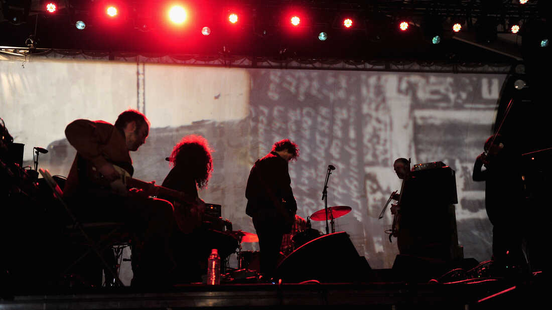 Godspeed You! Black Emperor's 'Undoing A Luciferian Towers' Brings A Reckoning