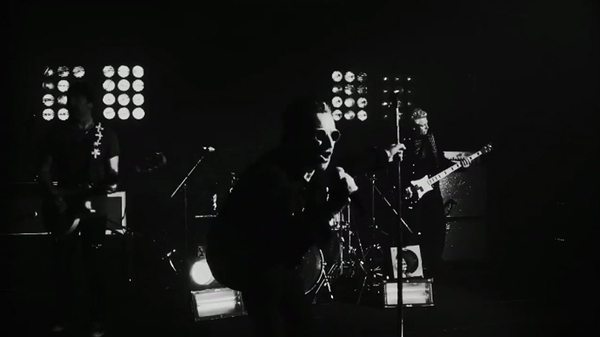 """U2 premiered """"The Blackout"""" from Songs Of Experience via Facebook Live."""