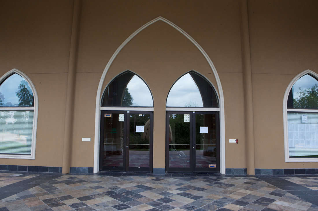 At Al Salam Mosque In Houston All Are Welcome Npr