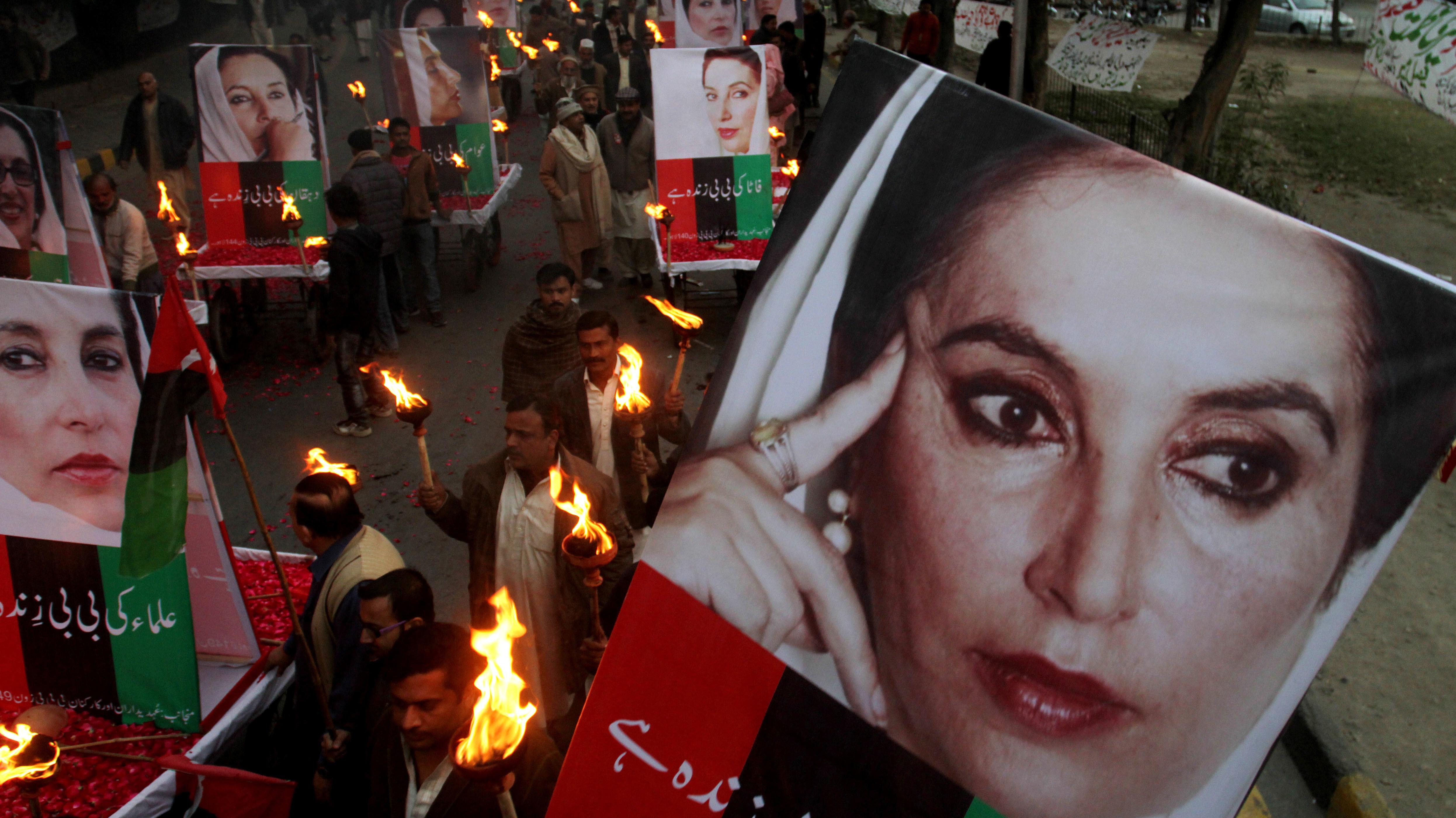 Pakistani Court Says Pervez Musharraf A Fugitive In Benazir Bhutto Murder  Case : The Two-Way : NPR