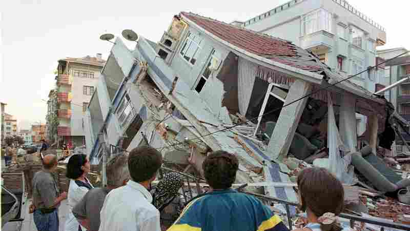 18 Years After Turkey's Deadly Quake, Safety Concerns Grow About The Next Big One
