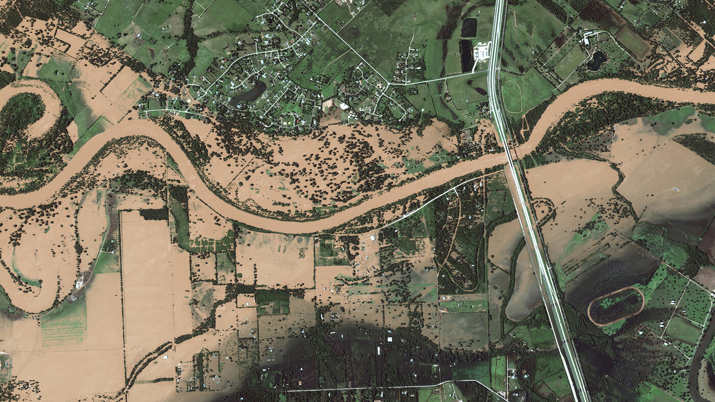 PHOTOS: Dramatic Satellite Images Show Texas Towns Before ... on city of brazoria texas, greater austin city map, big thicket tx map, la porte tx map, city of brazoria jobs, beach city tx map, brazoria county map, snyder tx map, wichita falls tx map, native tx map, city of holliday tx, city of plainview, city of holiday lakes texas,