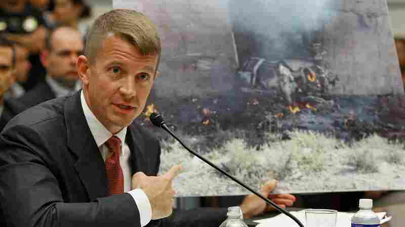 4 Insights About Blackwater Founder Erik Prince