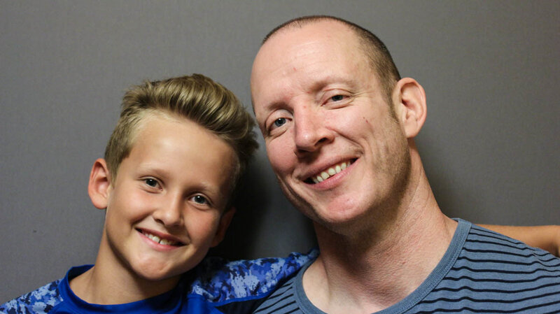 Should My Son With Tourettes Syndrome >> A Father To His Son I Know What It S Like Living With Tourette S