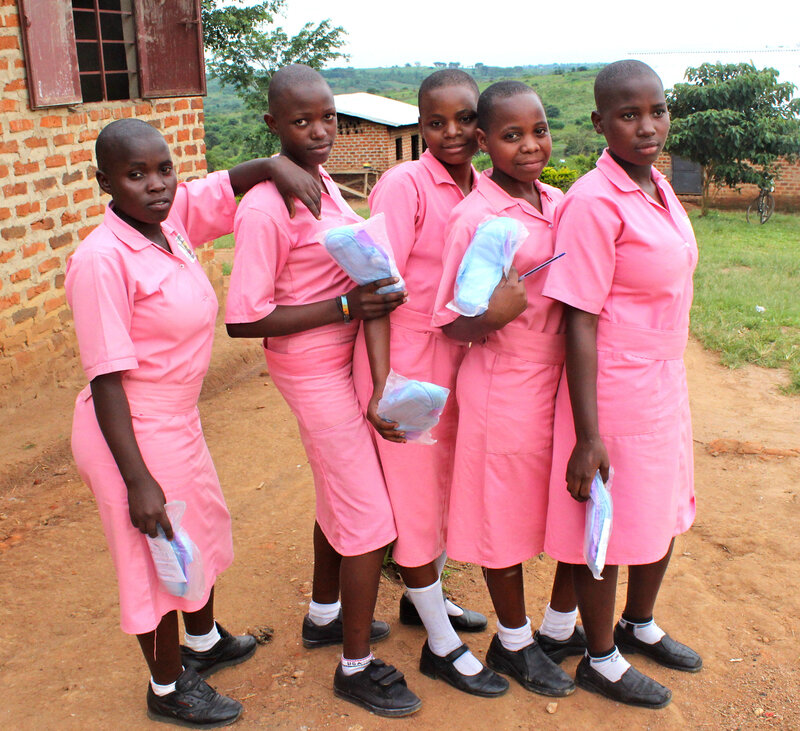 Free Menstrual Pads May Not Be Enough To Help Girls Deal