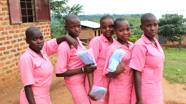 The Problem With Free Menstrual Pads