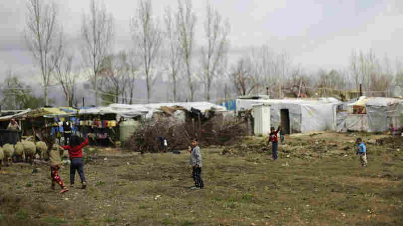 In Lebanon, Syrian Refugees Met With Harassment And Hostility