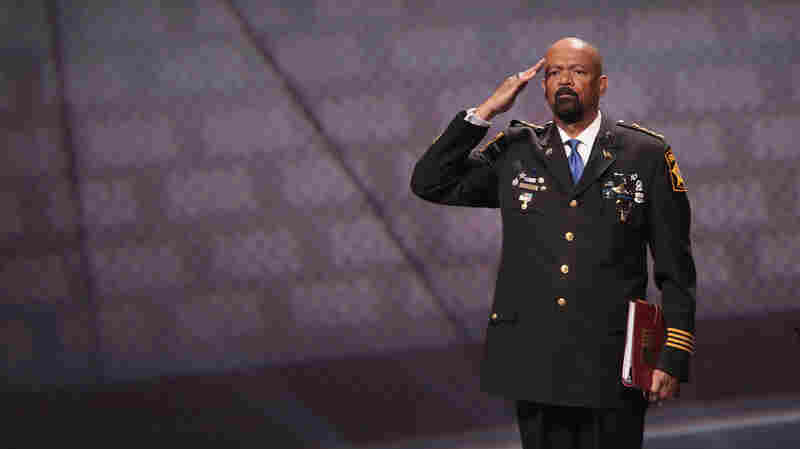 David Clarke Steps Down As Milwaukee Sheriff To 'Pursue Other Opportunities'