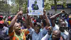 Kenyan Court Throws Out Kenyatta's Win In Presidential Election