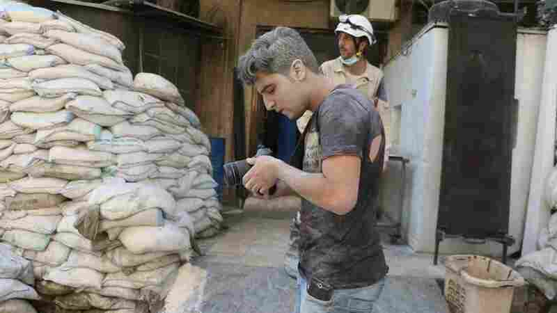 Whatever Happened To ... The Syrian Who Risked His Life And Won An Oscar?