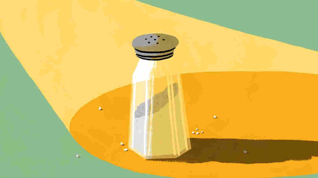 Salt illustration