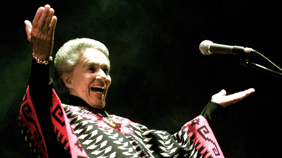 Chavela Vargas' album <em>La Llorona</em> showcases the astonishing range of desolation and heartbreak that only she is able to reach.
