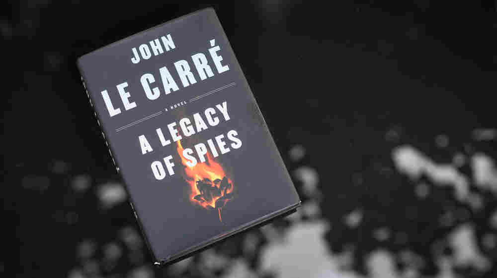 Novelist John Le Carré Reflects On His Own 'Legacy' Of Spying