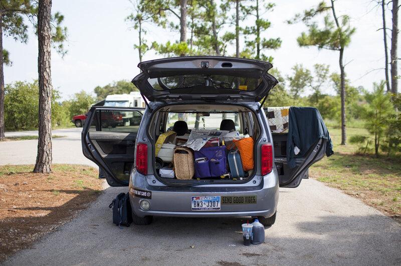 Texas State Parks Take In Harvey Evacuees : NPR
