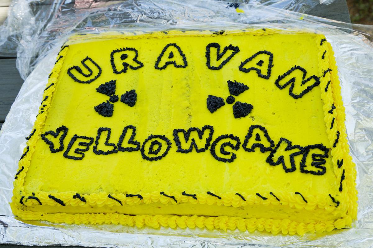 How To Make Yellow Cake Uranium
