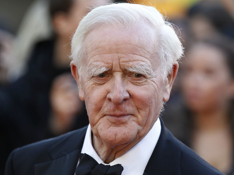 john le carre explains the perils of being a spy in his novel On the release of his new novel, our kind of traitor, the spy master on russian gangsters john le carre (david cornwell) at his cornish home 'that's the bailiff speaking,' he explains.