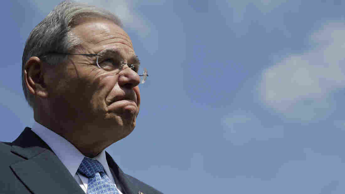 New Jersey US Sen. Menendez 'sold his office'