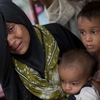 'I Just Knew To Run To Save My Life': Nearly 125,000 Rohingya Flee Myanmar