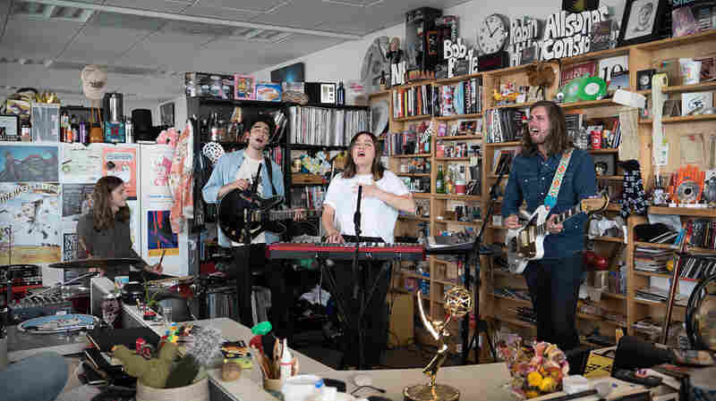 Frances Cone: Tiny Desk Concert