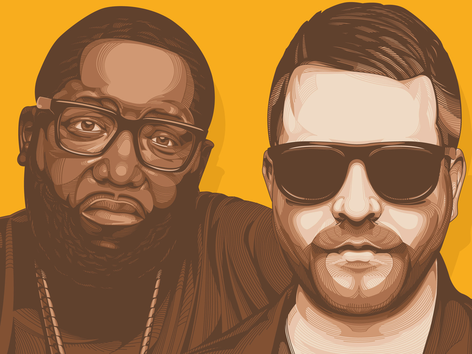 Run The Jewels.