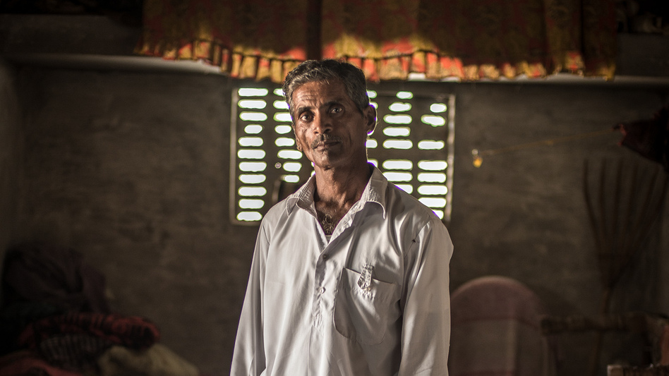 "Lumbaram married his 15-year-old daughter to a man who was in his 40s and had a reputation as a heavy drinker. It was part of a family trade. That same night, Lumbaram made a vow to her: ""I will fix this."""