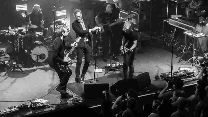 Hear The National Perform 'Sleep Well Beast' In Its Entirety