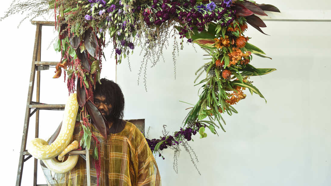 In Tunde Olaniran's 'Symbol,' Sounds Spring Out In Every Direction