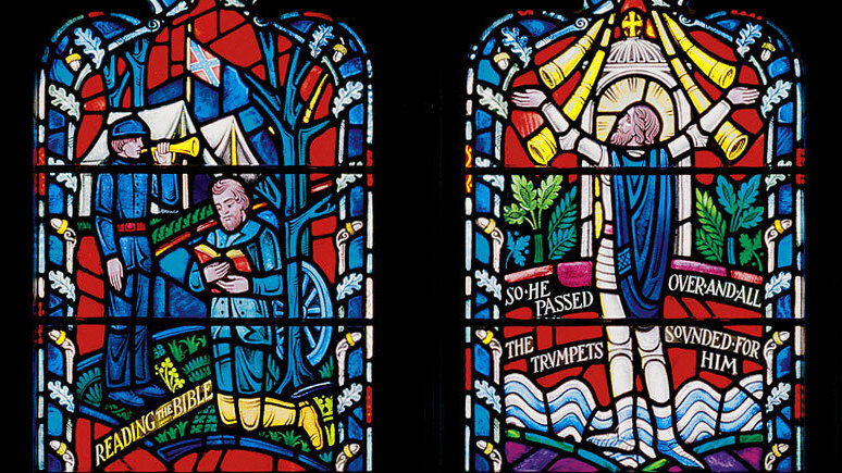 National Cathedral Is Removing Stained Glass Windows Honoring