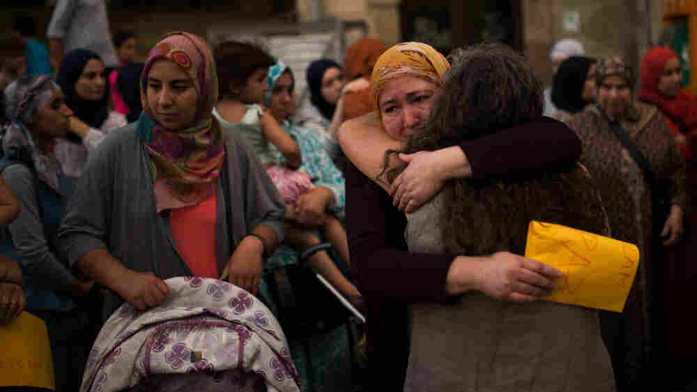 'Not A Textbook Case': Barcelona Attackers' Hometown Wonders How It Bred Terrorists