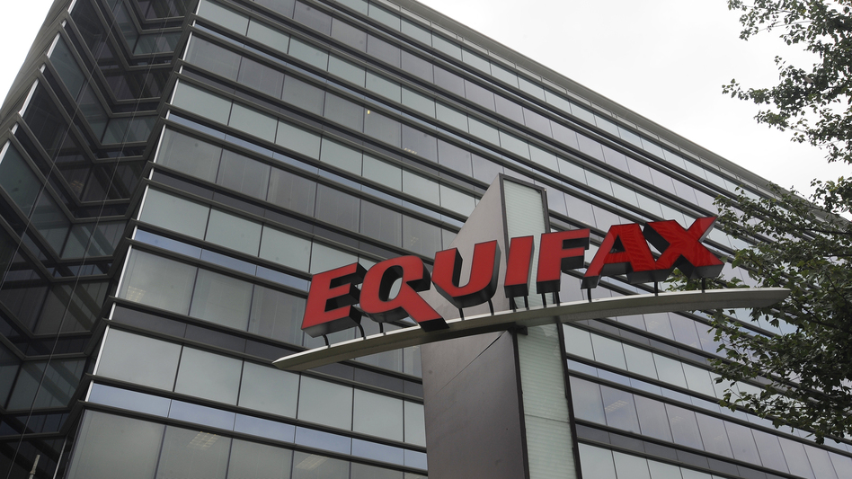 Equifax announced Thursday that its systems were hacked in May, exposing 143 million consumers' personal information. (Mike Stewart/AP)