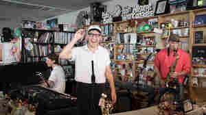 Bleachers: Tiny Desk Concert
