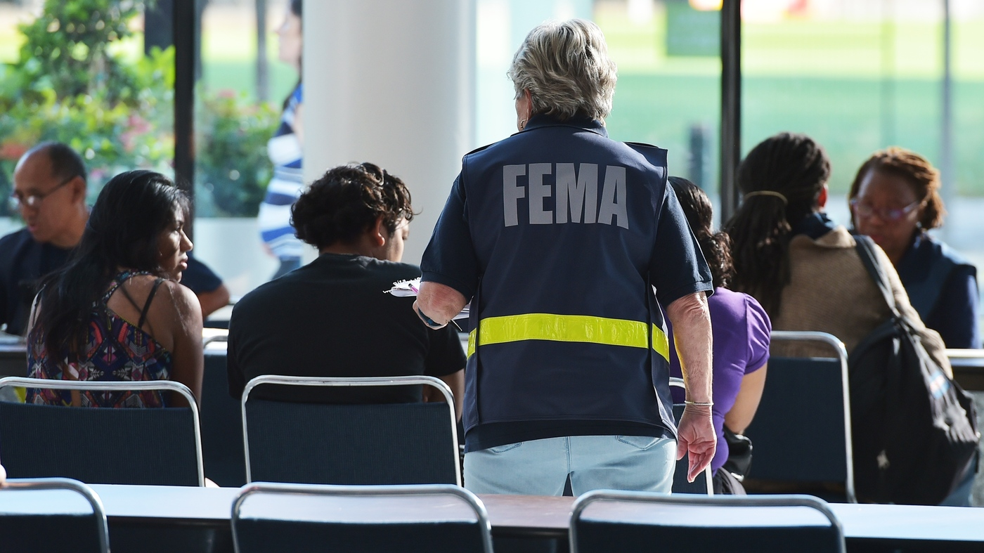 With Harvey And Now Irma, Federal Funds And FEMA Are Put To The Test