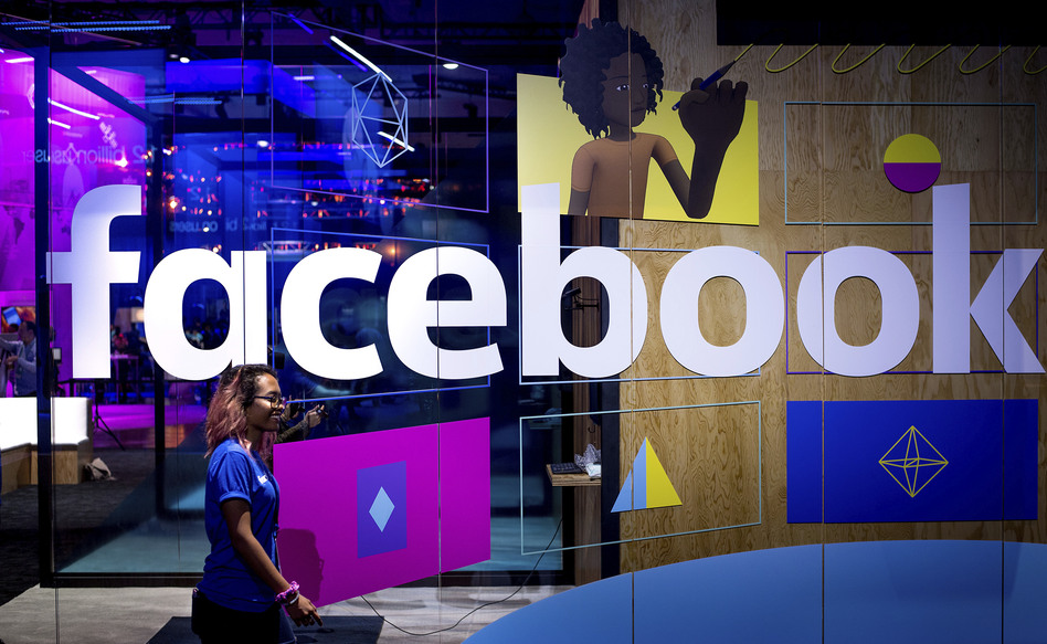Facebook acknowledged Wednesday that $100,000 of ads during the 2016 election appeared to be linked to Russia. (Noah Berger/AP)