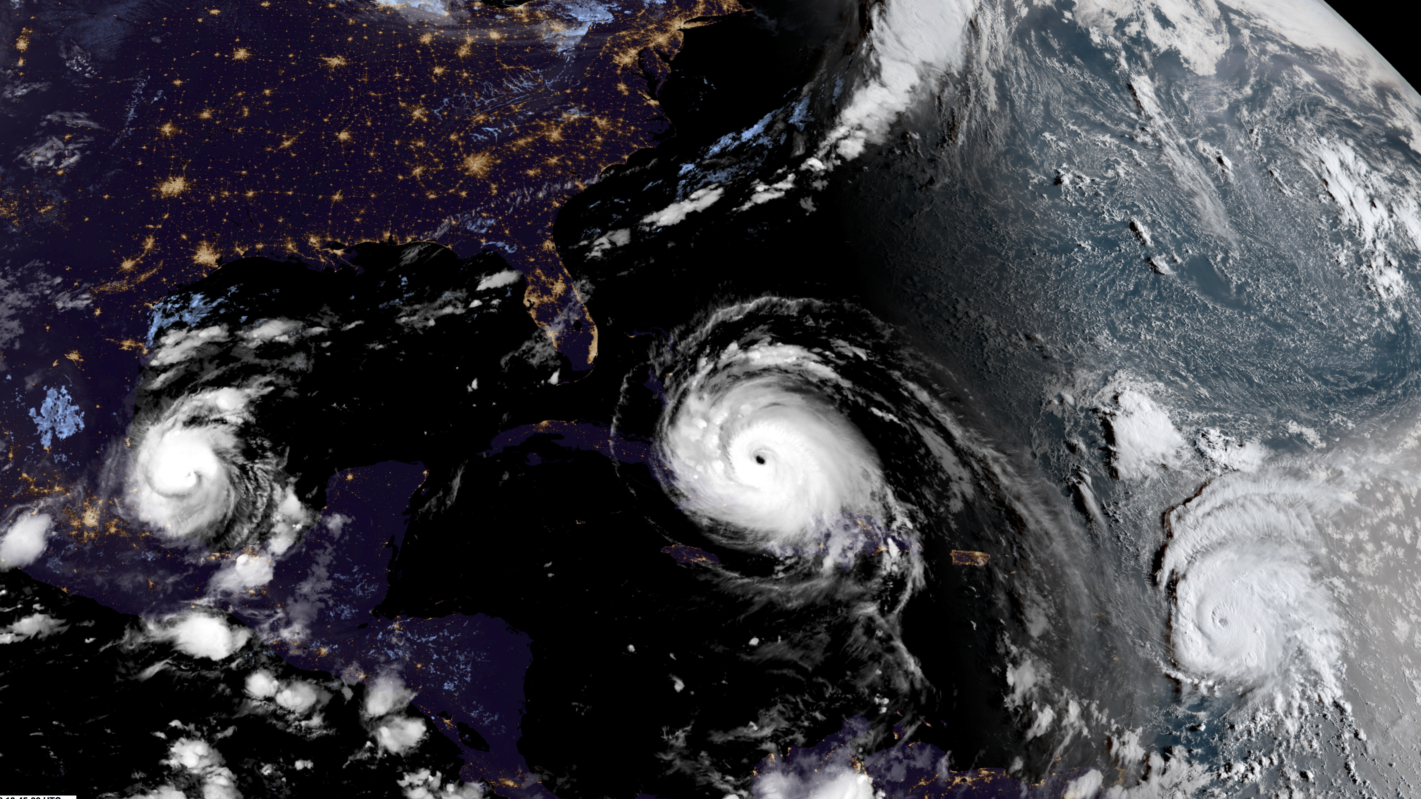 What Goes Into Hurricane Forecasting? Satellites, Supercomputers And More