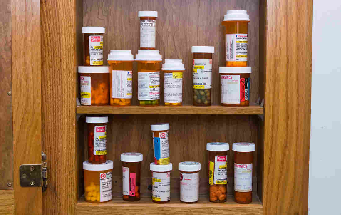 Younger people are more likely to shop around for prices on prescription drugs, according to the latest NPR-Truven Health Analytics poll.